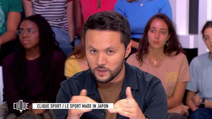 Karim Bennani : Le sport made in Japon