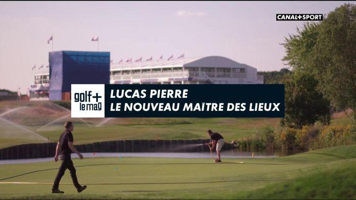 Lucas Pierre le nouveau maître des lieux
