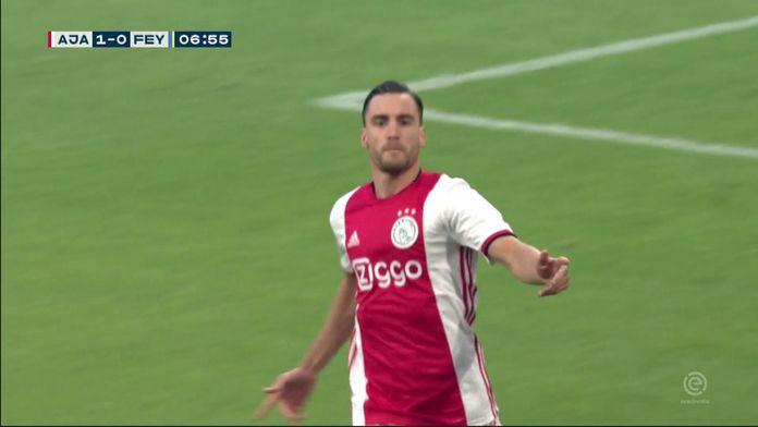 Le résumé d'Ajax / Feyenoord
