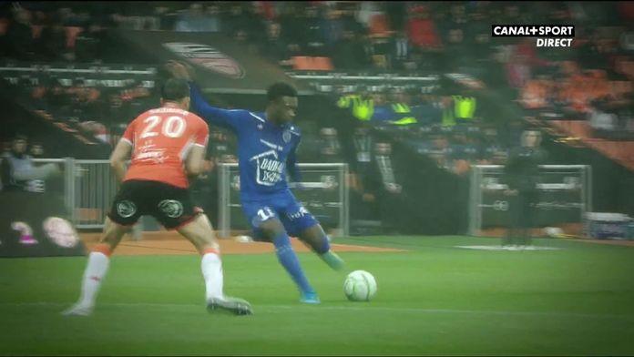 Le résumé de Lorient / Troyes