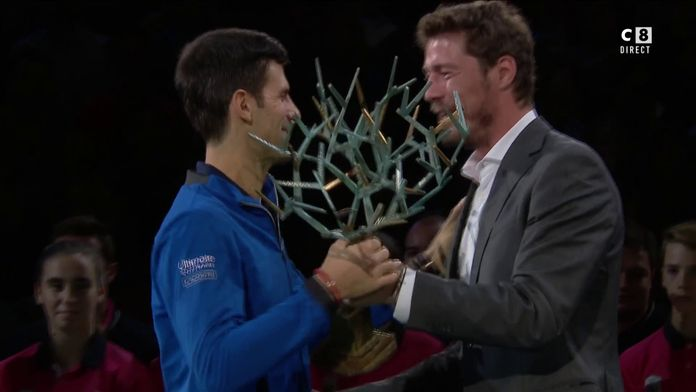 Novak Djokovic puissance 5 !