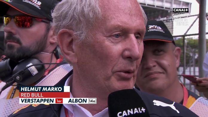 "Helmut Marko ""Gasly montre son vrai potentiel"""