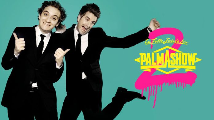 La folle soirée du Palmashow 2