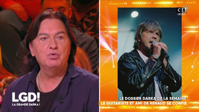 Renaud : Le guitariste et ami de Renaud se confie