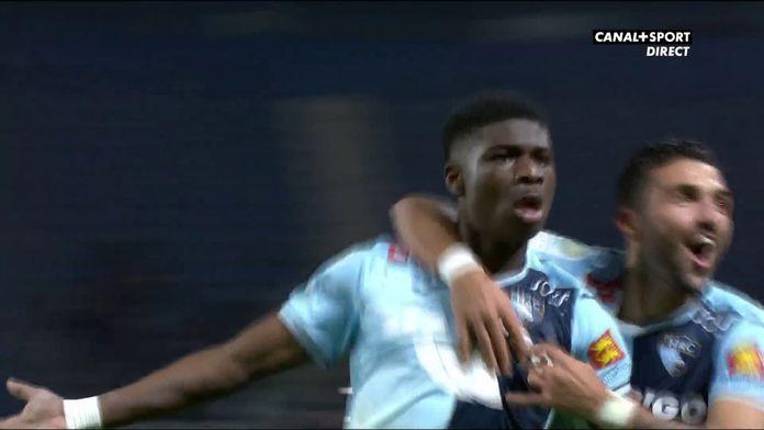 Le Havre ouvre le score face à Guingamp