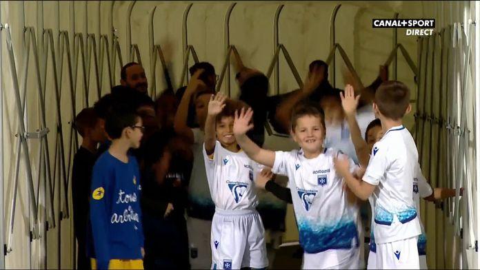 Le résumé de Paris FC / Auxerre