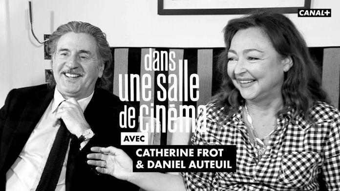 Catherine Frot et Daniel Auteuil