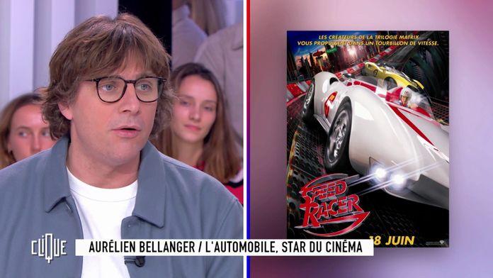 Aurélien Bellanger : L'automobile, star du cinéma