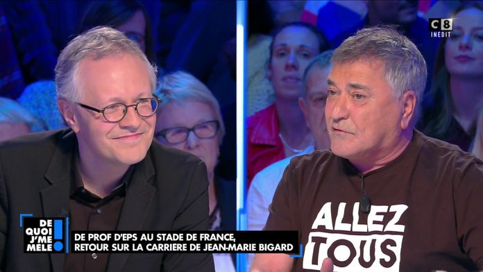 "Jean-Marie Bigard : ""Si on n'a plus le droit de rire, on meurt"""