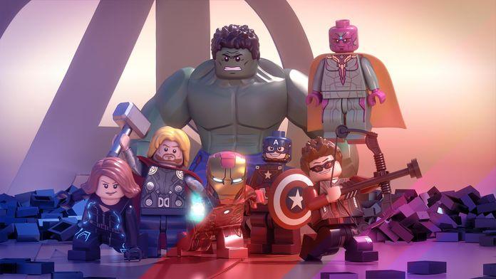 Super-héros animés