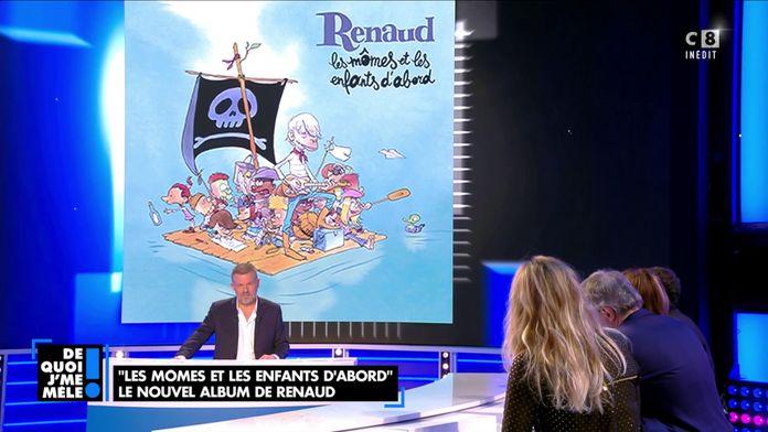 """""""Les mômes et les enfants d'abord"""" : Le nouvel album de Renaud, un come-back gagnant ?"""