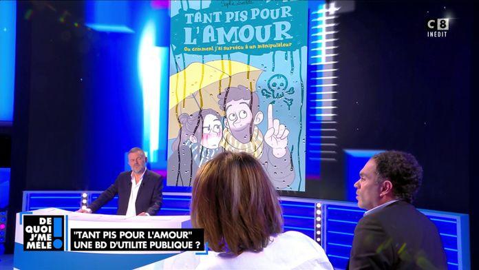 """La BD sensible sur la thématique des relations toxiques de Sophie Lamda """"Tant pis pour l'amour"""""""