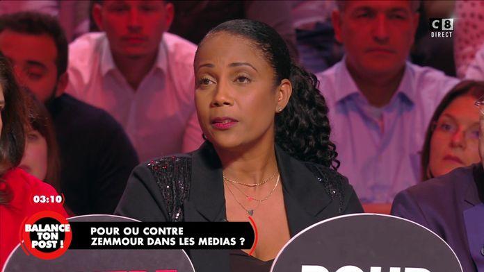 Christine Kelly s'exprime sur la présence d'Eric Zemmour dans sa nouvelle émission sur CNews