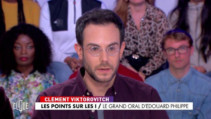 Le grand oral d'Edouard Philippe