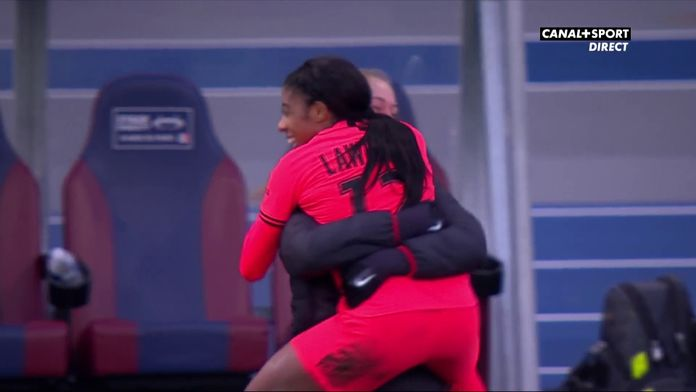 D1 Arkéma - Le magnifique lob d'Ashley Lawrence (PSG) !