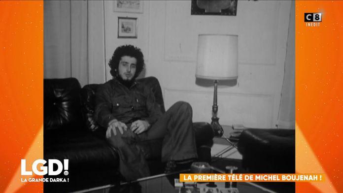 La première apparition télé de Michel Boujenah