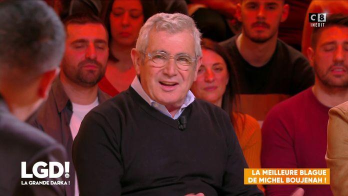 La meilleure blague de Michel Boujenah !