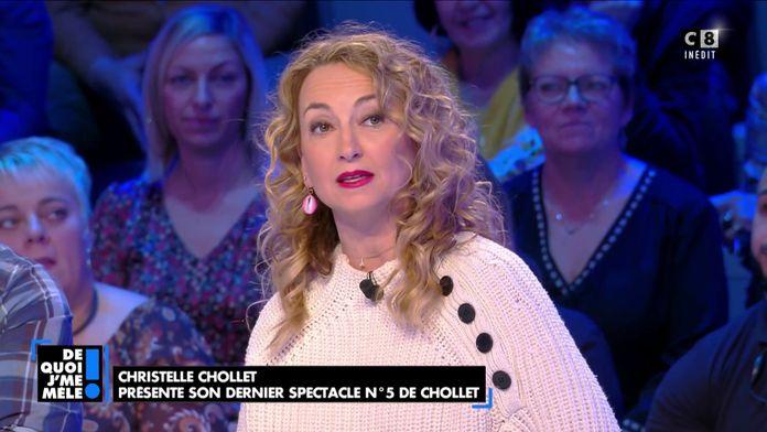 Christelle Chollet revient sur sa collaboration avec Jean Marais