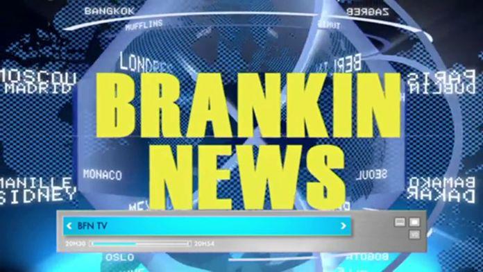 BRANKIN NEWS DU 14/12/19 - Groland - CANAL+