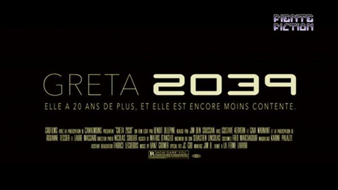 Greta 2039 - Groland - CANAL+