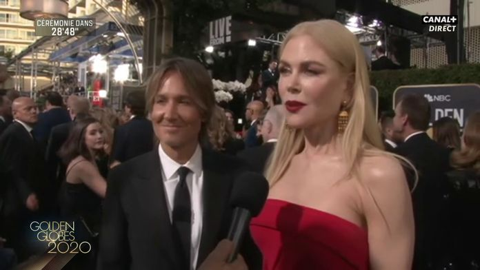 Nicole Kidman explique son rôle dans Big Little Lies - Golden Globes 2020