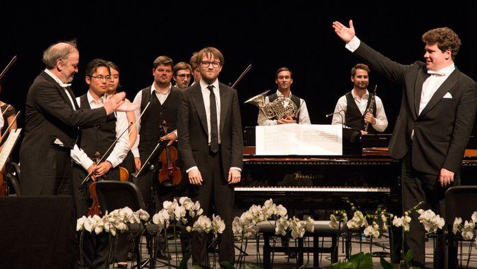 Valery Gergiev dirige Mozart et Tchaïkovski, avec Denis Matsuev et Daniil Trifonov