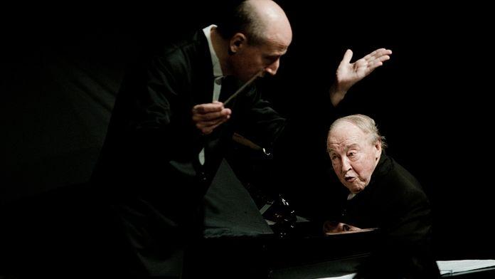 Paavo Järvi dirige Mozart, Haydn, Sibelius, avec Menahem Pressler