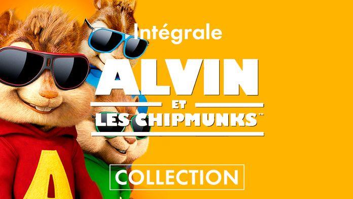L'intégrale alvin et les chipmunks