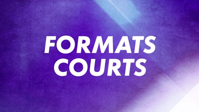 Formats Courts C+