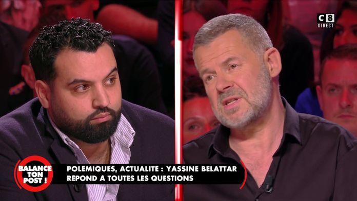 """Eric Naulleau à Yassine Belattar : """"Vous êtes un humoriste de régime"""""""