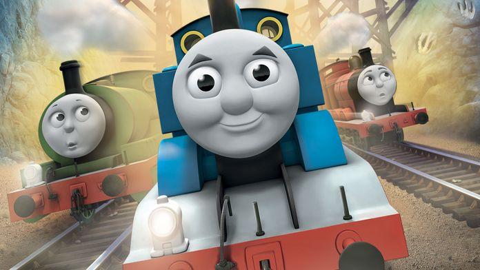 Thomas et ses amis : La route du courage