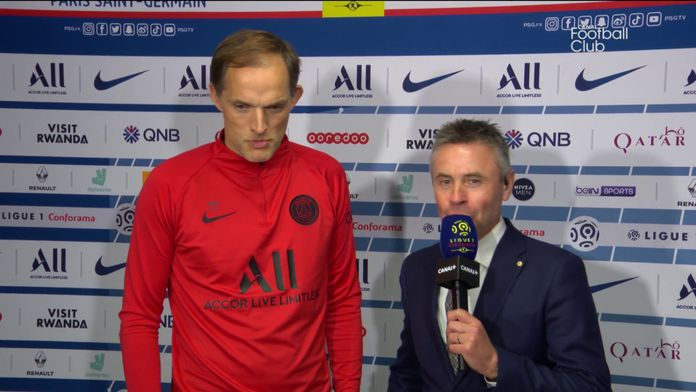 La réaction de Thomas Tuchel