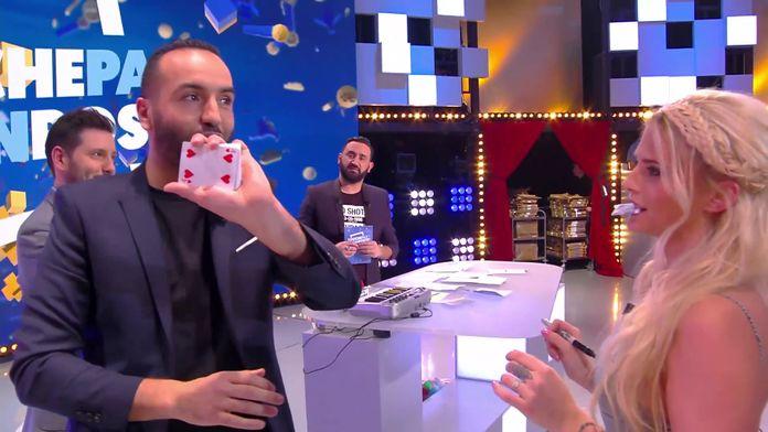 Le meilleur de Kamel le Magicien sur le plateau de Cyril Hanouna