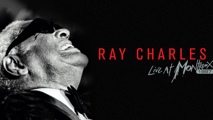 Ray Charles Live at Montreux