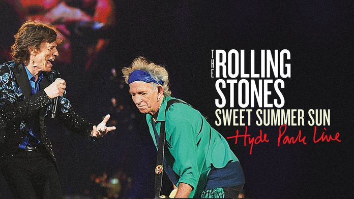 The Rolling Stones Sweet Summer Sun - Hyde Park Live