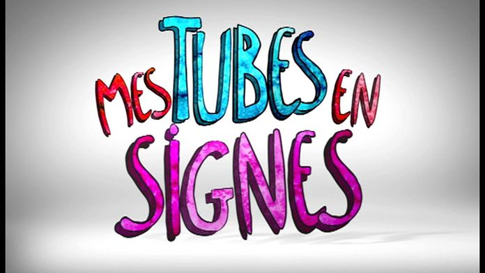 Mes tubes en signes