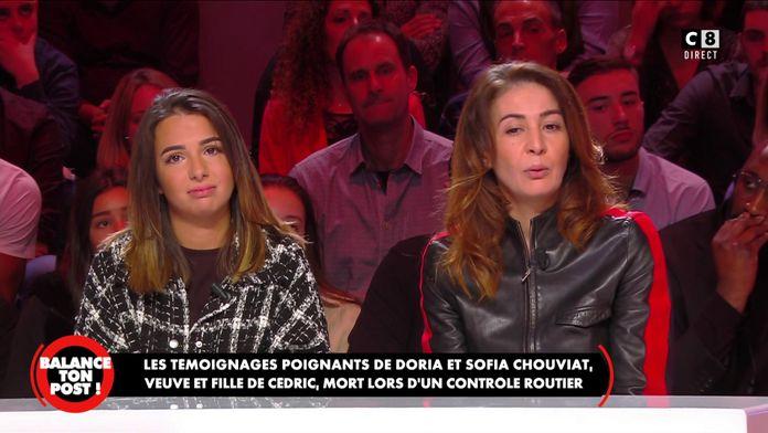 Le témoignage poignant de la famille de Cédric Chouviat mort lors d'un contrôle routier