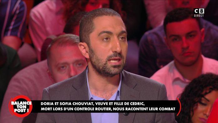 Jimmy Mohamed explique les conséquences du plaquage ventral qu'a subi Cédric Chouviat