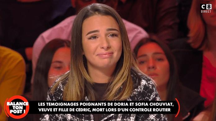 Le témoignage très émouvant de la fille de Cédric Chouviat revenant sur le décès de son père