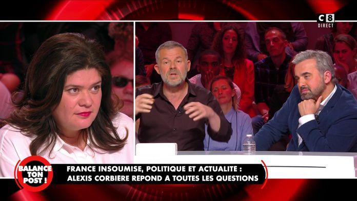"""Eric Naulleau à Alexis Corbière : """"La France Insoumise, vous êtes des hypocrites !"""""""