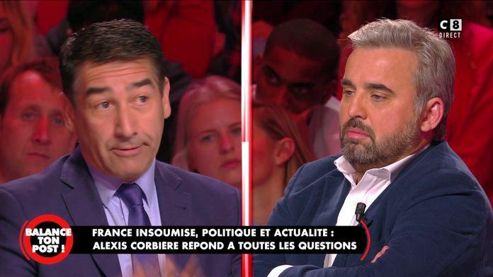 """Karim Zeribi à Alexis Corbière : """"D'où vient la dégringolade de la France Insoumise ?"""""""