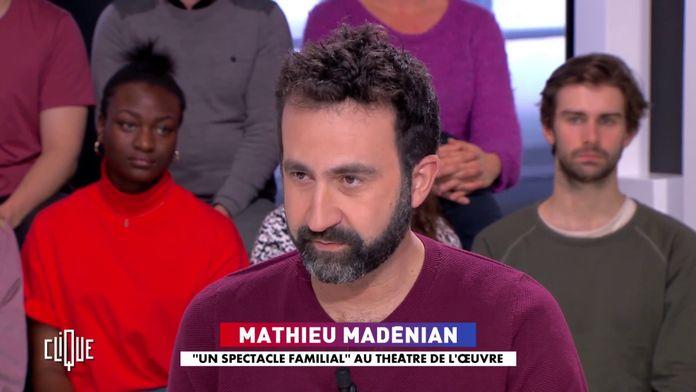 Mathieu Madénian : Un spectacle familial