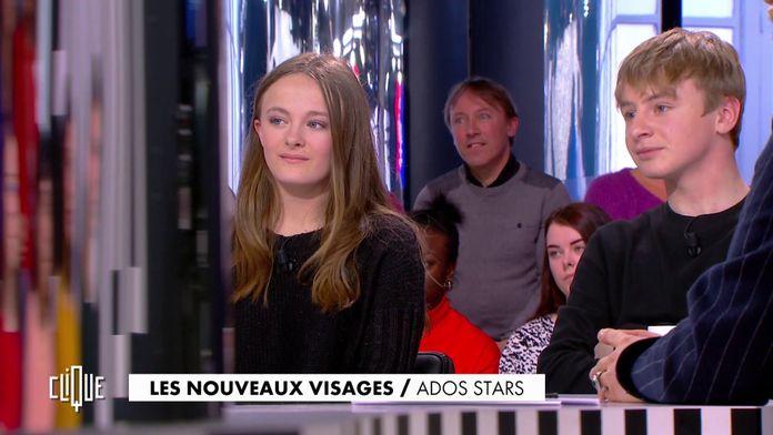 Thomas Gioria et Fantine Harduin : Ados stars