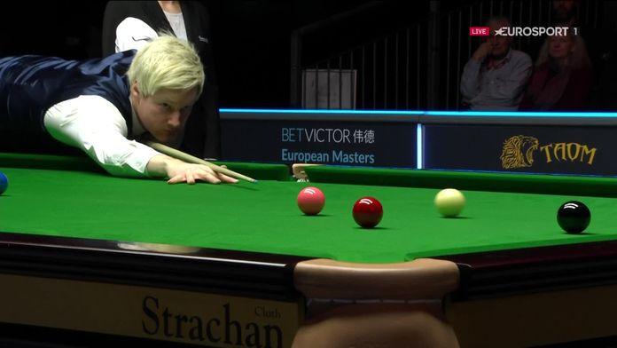 Sport - Neil Robertson / Zhou Yuelong