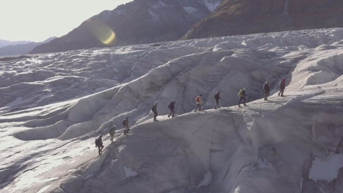 Etat d'urgence pour les glaciers