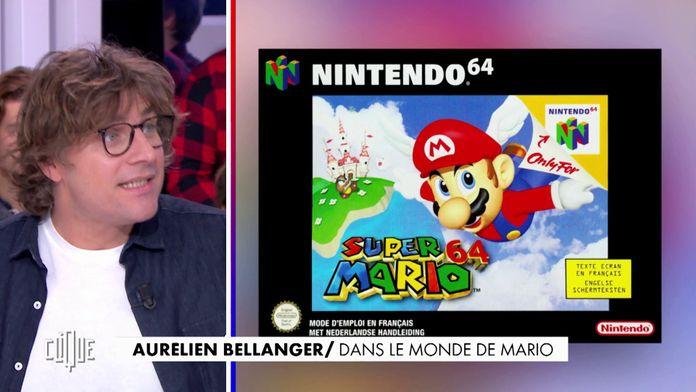 Aurélien Bellanger : Dans le monde de Mario