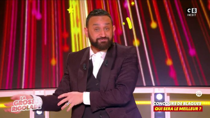 La blague darka racontée par Cyril Hanouna !