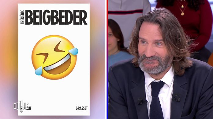 Frédéric Beigbeder : l'homme qui pleure de rire