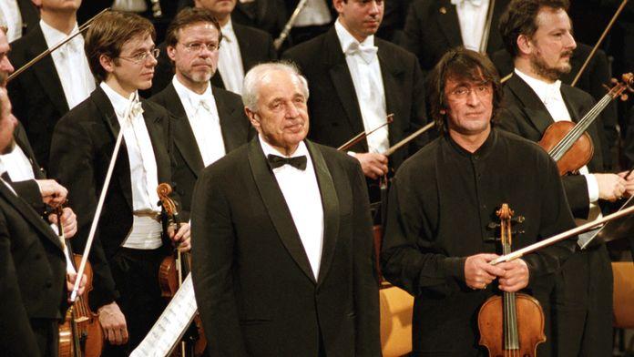 Bartók dirigé par Pierre Boulez