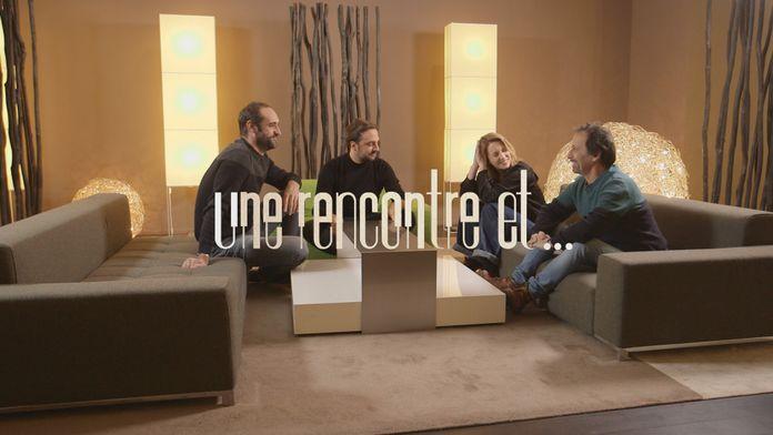 Edouard Bergeon, Louis-Julien Petit, Eric Métayer et Andréa Bescond